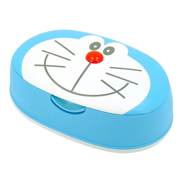 Product Detail - LEC Doraemon Wet Tissue With Case 80sheets - image 0
