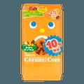 日本TOHATO桃哈多 焦糖花生粟米条 3种香杏仁味  77g
