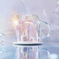 网易严选夜光城堡双层玻璃杯  360mL 双层玻璃杯