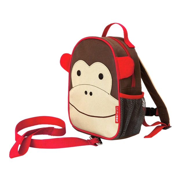Product Detail - SKIPHOP  Zoo Little Kid and Toddler Safety Harness Backpack Marshall Monkey (1-4Y) - image 0