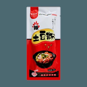 金高丽 东北特色 砂锅土豆粉 240g EXP:1/25/2021