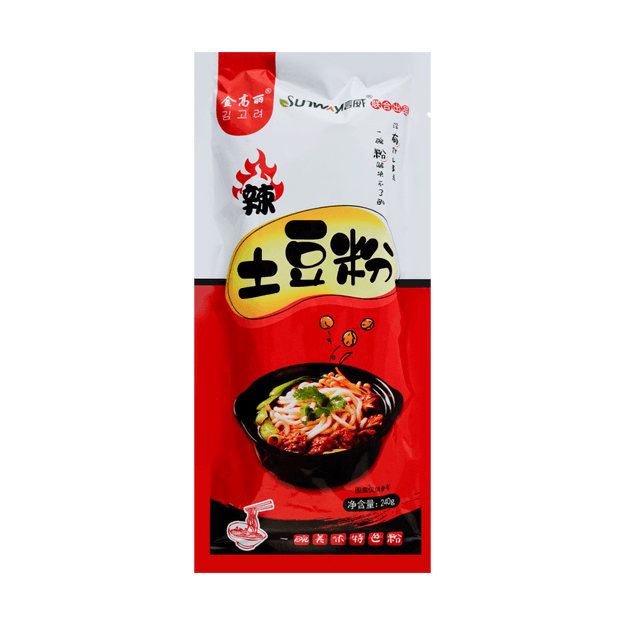 Product Detail - Jinggaoli Potato Noodle - image 0