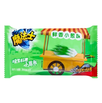 MOFASHI Noodle Snack Spicy Scallion Flavor 26g