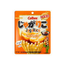 JagaRico Potato Stick Sukiyaki Flavor 52g