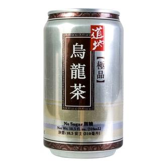 台湾道地 极品乌龙茶 无糖 310ml