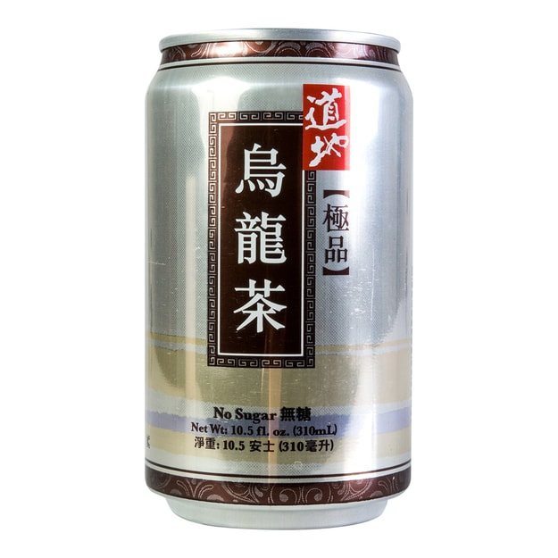 Product Detail - Tao Ti Surpreme Oolong Tea Sugar Free 310ml - image 0