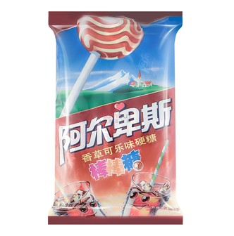 ALPENLIEBE Cola Lollipop 20 Pieces 200g