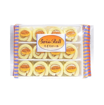 DAISHO Baked Cake Swiss Roll 12pc