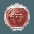 Cream Cheek 16 Almond Terracotta