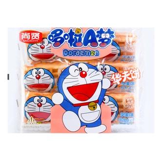 尚贤 DORAEMON华夫饼 鸡蛋味 168g