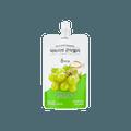 韩国DR.LIV 低糖低卡蒟蒻果冻 甜麝香葡萄味 150g