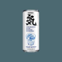 元气森林乳酸菌味 气泡水 330ml