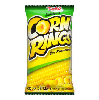 DAND Delicious Corn Rings 100g