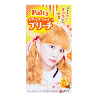 日本DARIYA PALTY 焕彩漂色染发剂 #超炫亮金色