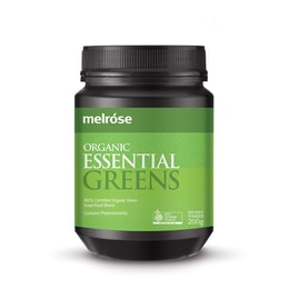 MELROSE Organic Essential Greens 200g
