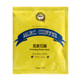 Honey Bee Coffee Pursuing Honey Oasis Style  Follicular Type Lugs Coffee 10g