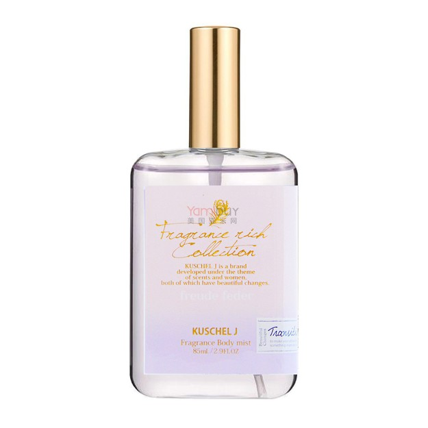 Product Detail - 【Clearance】KUSCHEL J Fragrance Body Mist #Freude Feder 85ml - image 0
