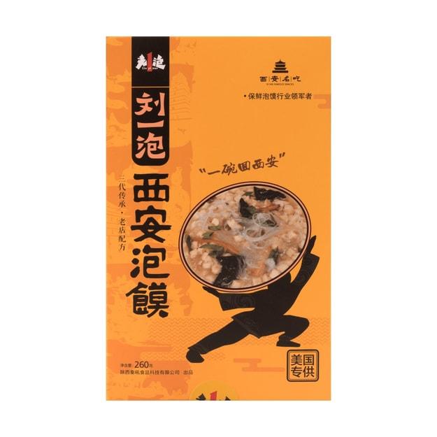 商品详情 - 刘一泡 西安泡馍 260g - image  0
