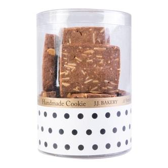 美国JJBAKERY小雅屋 巧克力方块酥 230g