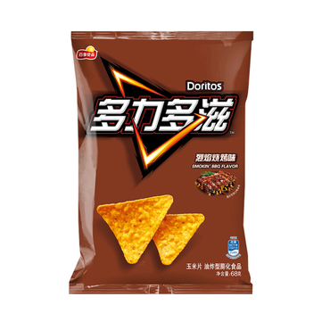 DORITOS Flame BBQ 68g