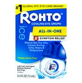 ROHTO ICE Multi-Symptom Relief Lubricant Eye Drops 13ml