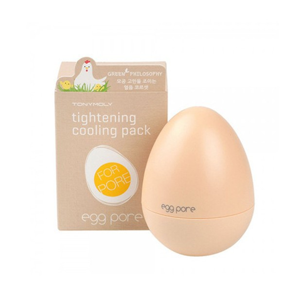 Product Detail - TONYMOLY Tightening Cooling Pack For Pore 30g - image 0