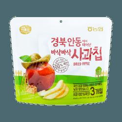 韩国NONGHYUP农业协会 天然苹果干 60g
