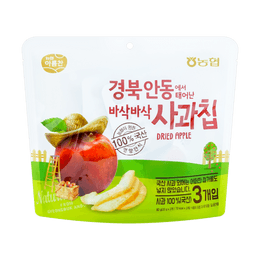 NONGHYUP Dried Apple 60g
