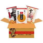 WANT WANT Shelly Senbei Rice Crackers Crispy 435g