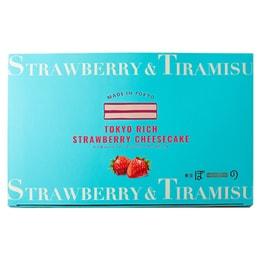 TOKYO BUONO Strawberry Tiramisu Flavor 6pc