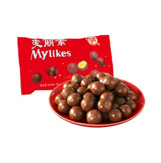 LIANGFENG Mylikes Milk Chocolate 80g