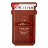 LEADERS MEDIU Amino Pore-Tight Mask 1sheet