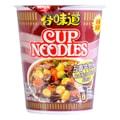 日本NISSIN日清 合味道 杯装方便面 五香牛肉味 72g 保质期读法:DD/MM/YY