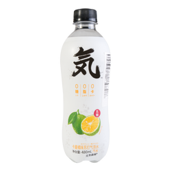 YUANQISENLIN Lantern Forest Kaman Orange Soda Bubble Water 480ml