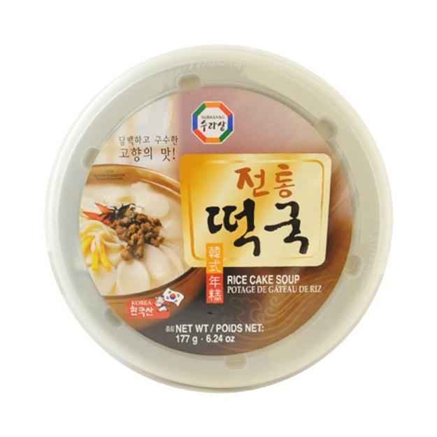 商品详情 - 韩国WANG 韩式年糕汤 177g - image  0