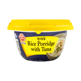 Rice Porridge with Tuna 285g
