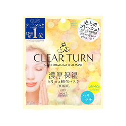 Kose Clear Turn Collegen Firming Mask 3 sheet