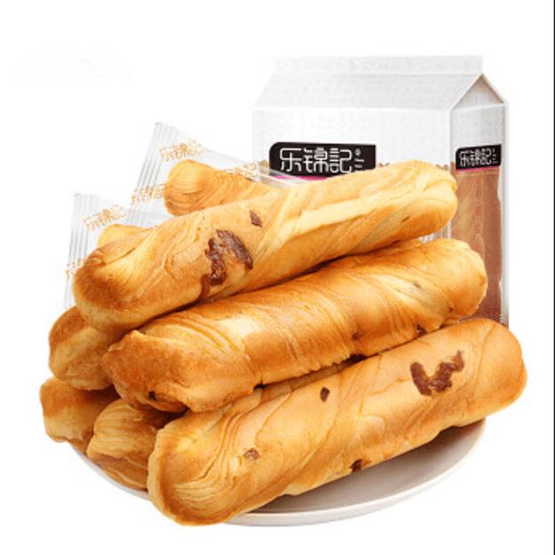 商品详情 - 乐锦记 撕棒面包 蔓越莓味 380g - image  0