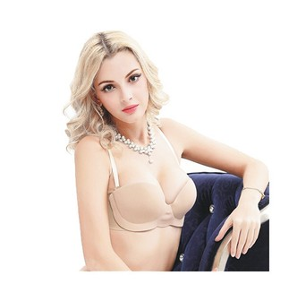 VSTYLE Miss Double Perfect Invisairpad Bra Skin Color Size C