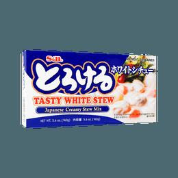日本S&B Torokeru 日式香浓奶油白酱浇汁 160g