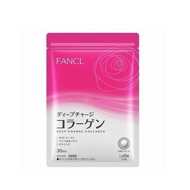 Product Detail - FANCL Collagen Tablet 30days 180 tablets - image 0