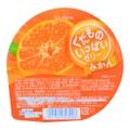 日本BOURBON波路梦 柑橘果肉果冻单杯装 160g