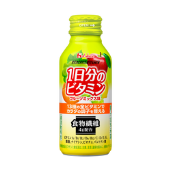 日本HOUSE 一日份植物纤维补充饮料 13种果蔬提取 补充多种维生素及叶酸 114g