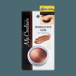 MOMOTANI MA COULEUR Sparkle Eye Gem BR101 Rich Brown