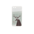 MAOXIN Original Art  Illustrations Island Series Apple Cell Phone Case For iPhone7 / iPhone8  Brown Deer  1PC