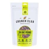 美国CRUNCH CLUB 手工海盐核桃 142g 100%天然纤维高蛋白质