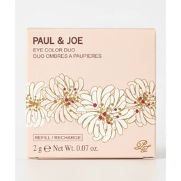PAUL & JOE Eye Color Duo Refill With Case 2g #06 Sweet Song