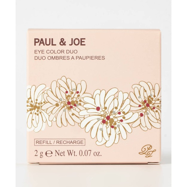 Product Detail - PAUL & JOE Eye Color Duo Refill With Case 2g #06 Sweet Song - image  0