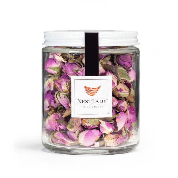 Product Detail - NESTLADY Whitening Beauty French Rose Tea Organic Rose Bud Tea 35g / 1.23oz - image  0