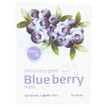 韩国THE YEON 蓝莓面膜 1pc